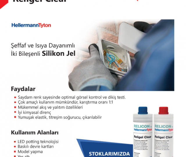 relicon religel clear jel